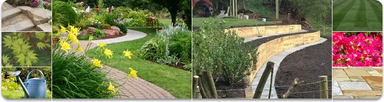 Header 1 & Garden Landscaping Staffordshire Shropshire - Acer Garden ...